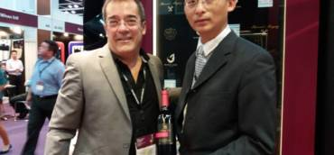 """Bodegas Castiblanque """"Food & Hotel Singapore – Prowein"""" 2018"""