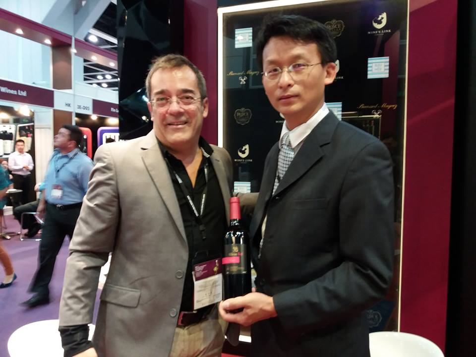 "Bodegas Castiblanque ""Food & Hotel Singapore – Prowein"" 2018"