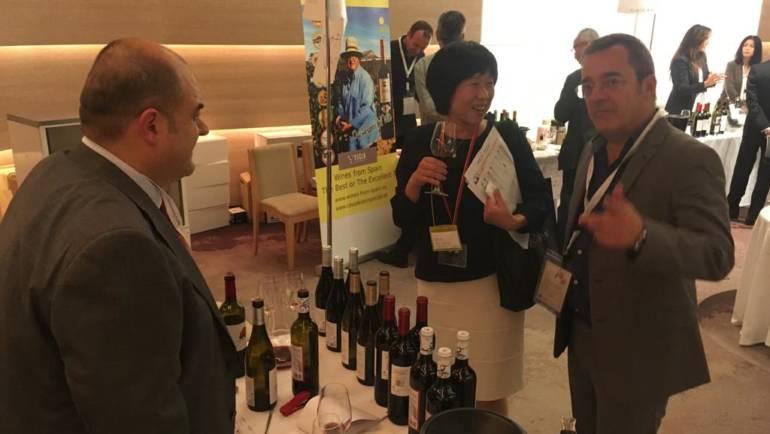Wine & Gourmet Japan 2018 International Wine.