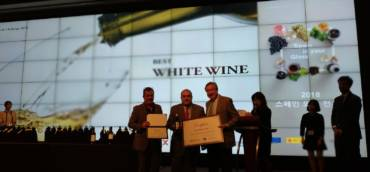 Wine Awards & Challenge Spain 2018 en Korea.