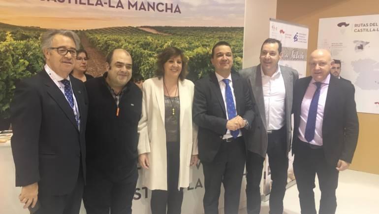 Castilla La-Mancha  y el vino en FITUR 2019 IFEMA en MADRID – del 23 al 27 de Enero 2019